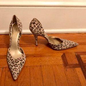 Aldo Leopard Heels 👠